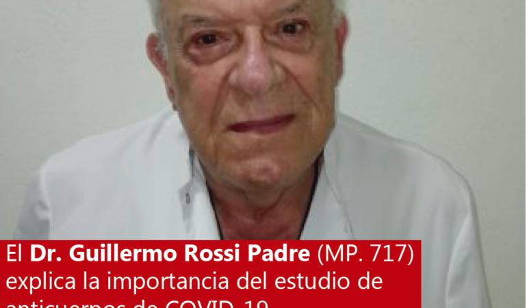 Dr. Guillermo Rossi Padre Instituto Rossi